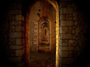 tempio di giove, interno