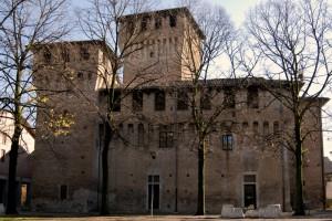 Montecchio Emilia, la rocca