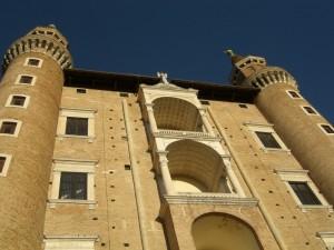 Il Palazzo Ducale.