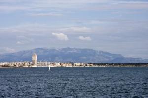 Il mare, Nettuno e le montagne