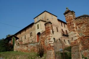 Il Castello Scarampi di Monale