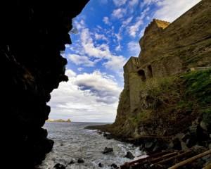 Dal Molo segreto.. Il Castello di Aci