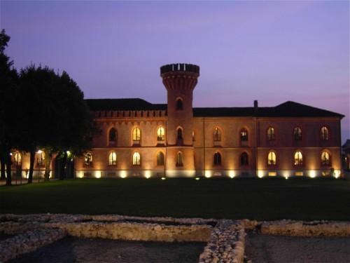 Bra - il castello incantato.....