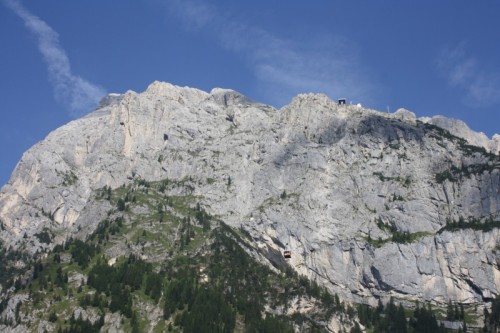Rocca Pietore - Funivie in Marmolada