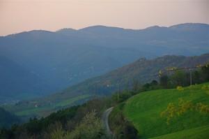 Versante Est di Civitella