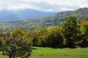 Panorama di Gaggio Montano