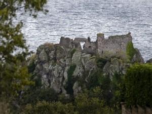 Resti del Castello di Trevignano