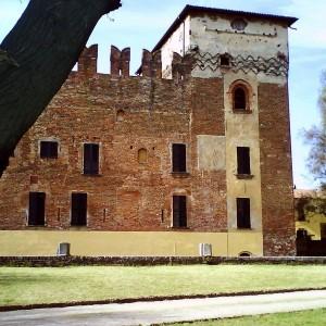 Un castello… un po' rattoppato!