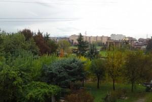 La città in autunno