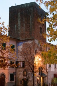 Torre d'autunno