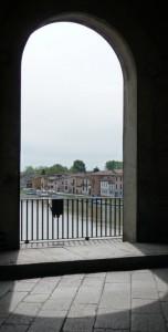 veduta  del  borgo basso
