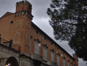 Il castello di Tufino