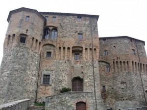 La rocca di Sant'Agata Feltria