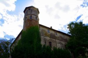 La torre dei Serbelloni