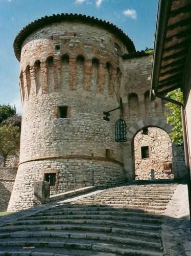 Corciano - La Porta S.Maria di Corciano