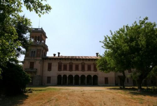 Casalpusterlengo - Il castello di Zorlesco
