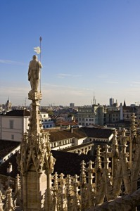 Milano dal duomo 2