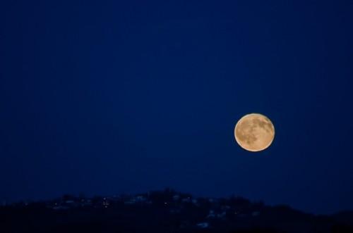 Spineto Scrivia - Spineto Scrivia sotto la Luna