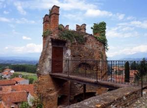 la torretta del castello