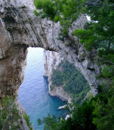 Capri - Capri - Arco Naturale
