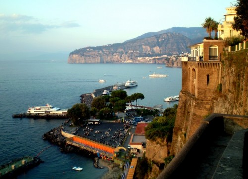 "Sorrento - "" Torna a Surrient..."""