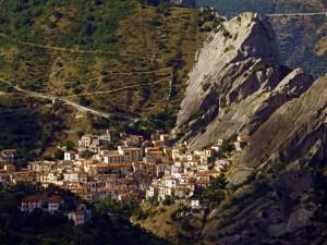 Stupenda Castelmezzano!