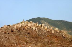 Il borgo di Cirella Vecchia