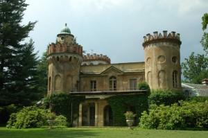 Il castello dei laghi