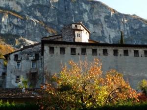 E' autunno anche a Castel Pietra