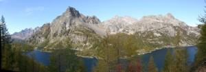 Autunno al lago Devero