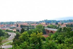 Veduta di Cuneo