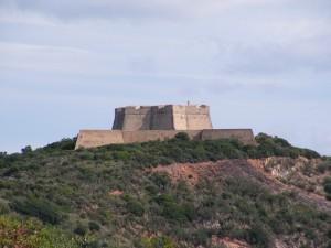 Forte Stella - Monte Argentario