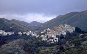 Santo Stefano tra le sue colline