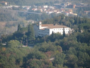 L'abbazia nel bosco
