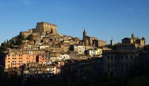 """Soriano """" Castello e Chiese """""""