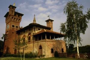 castello piccolo di mazzè