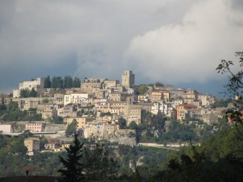 Monte San Giovanni Campano - Sbagliando strada si trova il panorama...