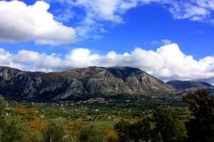 il monte Marzano e Valva