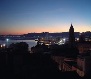Notturno di Cagliari
