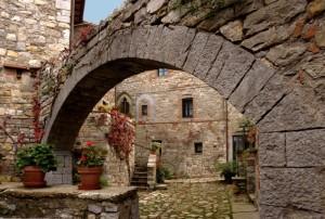 Il Castello fortificato di Greppolischieto