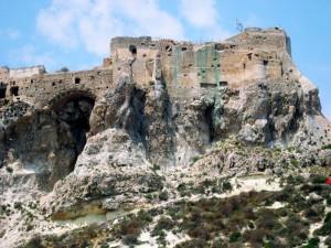 Isole Tremiti - fortezza di San Nicola