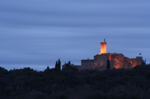 Castello di Poggio alle Mura