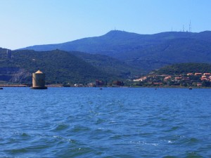 Giro Turistico con Motoscafo sulla Laguna di Ponente Orbetello