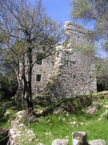 Il castello Baldu