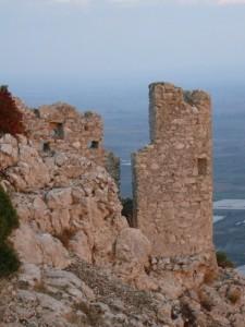 Torre di avvistamento della Rocca Montis Dragonis