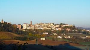 Veduta di Moncalvo