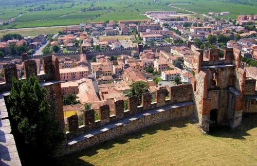 Soave - Soave vista dal Castello
