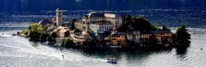 L'isola di San Giulio