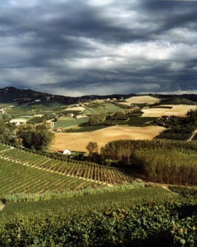 Grinzane Cavour - Panorama dal castello