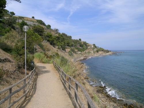 San Lorenzo al Mare - Passeggiata a mare